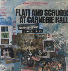 Flatt & Scruggs - At Carnegie Hall!