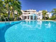Penthouse for sale with 2 bedrooms and 2 bathrooms, Lomas de la Quinta, great sea- and golf views, Listing ID 1122, Marbella West, Costa del Sol, Spain.