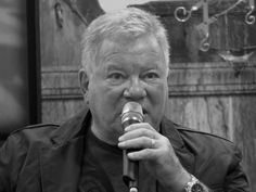 I saw Shatner @ in Indianapolis and got to see him talking to fans about many things besides Star Trek except for a few tales. William Shatner, Canon Powershot, I Saw, Star Trek, Indiana, Real Life, Fans, America, Practical Life