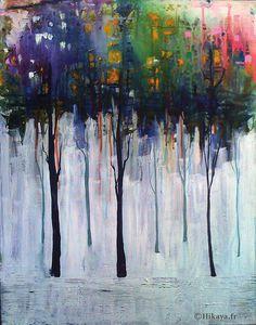 Hikaya #tree #art