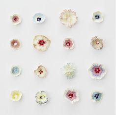 Poppytalk: Insta Find   Pencil Shaving Flowers by Haruka Misawa