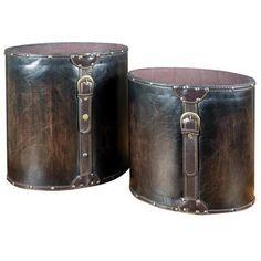 EQUESTRIAN - Decorative Storage Bins - Set of Two - Brown , http://www.amazon.co.uk/dp/B0094D5OVY/ref=cm_sw_r_pi_dp_iJ8Lrb0CXGY5E