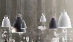 Caravaggio: design industriële hanglamp