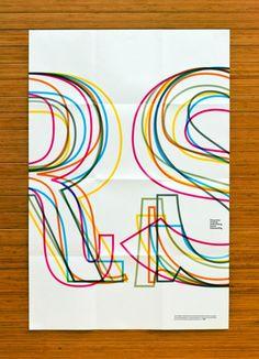Bill Bernbach Diversity Scholarship – Typographic Poster Series