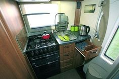 Auto-Sleeper Nuevo EK - motorhome review   Motorhome Reviews   Out and About Live