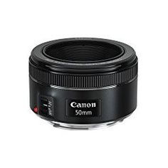 Amazon.com : Canon EF 50mm f/1.8 STM Lens plus B+W 49mm Clear UV Haze Filter with Multi-Resistant Coating : Camera & Photo