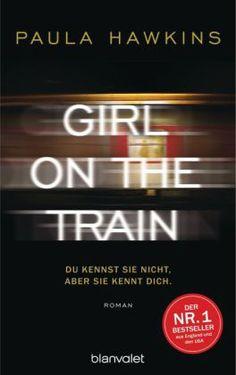 Girl on the Train by Paula Hawkins