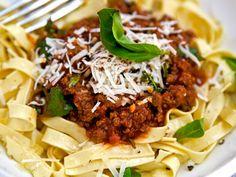 Vegetarisk Bolognese | Recept.nu