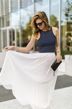 Gardrop Kedisi: Sevdiğim moda blogları: Vanilla Extract