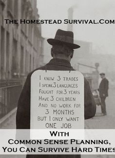 The Homestead Survival | With Common Sense Planning, You Can Survive Hard Times | Homesteading - http://thehomesteadsurvival.com