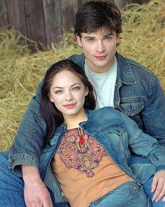 Tom Welling & Kristin Kreuk - Lovely TV Couple #Smallville