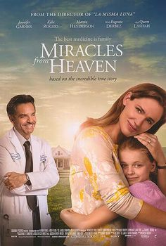 [ MIRACLES FROM HEAVEN POSTER ]