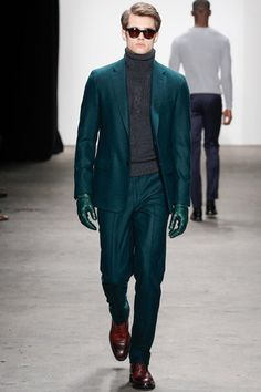 Ovadia & Sons Fall 2014 Menswear Collection Slideshow on Style.com