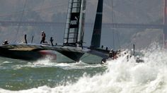 2013 America's Cup in San Francisco Bay