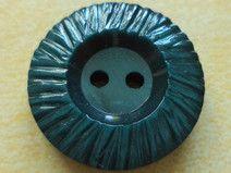 12 dunkelgrüne KNÖPFE 20mm (388-2)Knopf dunkelgrün