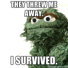 The Existential Pain Of Oscar The Grouch