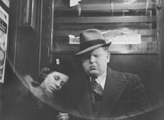 LevittNew York (subway), c.1941 #truenewyork #lovenyc