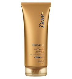 Dove Derma Spa Summer Revived Medium to Dark Skin Body Lotion 200ml