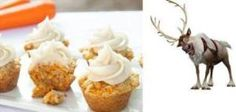Sven's Carrot and Spice Muffin Bites ~ Recipe