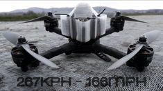 Die schnellste Drohne der Welt.