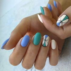 Nail art Christmas - the festive spirit on the nails. Over 70 creative ideas and tutorials - My Nails Nail Art Design Gallery, Best Nail Art Designs, Acrylic Nail Shapes, Acrylic Nails, Toe Nail Art, Toe Nails, Shellac Pedicure, Pedicure Designs, Pedicure Ideas