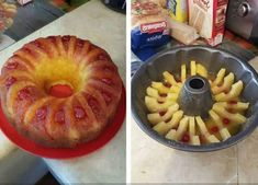 PINEAPPLE UPSIDE DOWN BUNDT CAKE – Easy Recipes