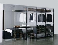 Luxury Men's Closet