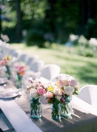 Minnesota Wedding from Tanja Lippert Photography | Style Me Pretty