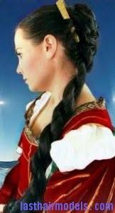 Image result for medieval hairstyles
