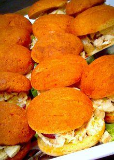 Gluten free chicken sandwiches