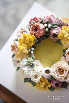 봄봄- flowercake : 수케이크 : 네이버 블로그