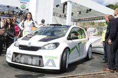 Skoda Citigo Rally Sport Cars, Race Cars, Car Bar, Vw Up, Volkswagen Group, Rally Car, Car Humor, Car Manufacturers, Concept Cars