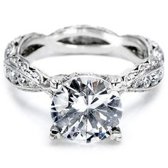 Tacori engagement rings...