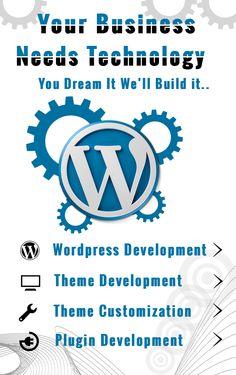 #wpdevelopment  #wpthemedevelopment #wpplugindevelopment #wpthemecustomization