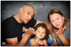 """Blowing Kisses"" by © Diane Tisseur, Groovy Lens, www.groovylens.com, via 500px -- Portrait - Family - Photography - Pose"