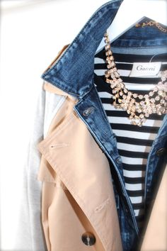 A Lesson in Layering with some super cute pieces!