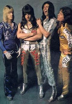 The Sweetest Thing: Musings on Glam Rock « Get Some Vintage-a-Peel