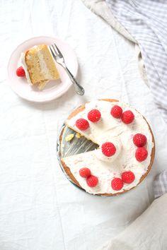 Wednesday challange: Slagroom taart!