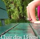 Skinny Mom loves Sarah Fits Outdoor Circuit Workout! Its burns 500 calories!!! Repin to get your workout on with this video!