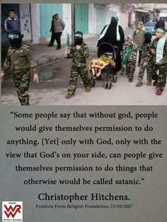The religious use their beliefs to do evil. Atheists don't use their lack of it to do the same.