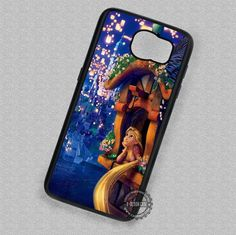 Tangled Rapunzel Disney Princess - Samsung Galaxy S7 S6 S5 Note 7 Cases & Covers