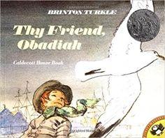 Thy Friend, Obadiah (Picture Puffins): Brinton Turkle: 9780140503937: Amazon.com: Books