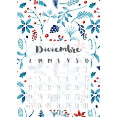 Descargable Calendario 2017