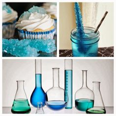 breaking bad themed party - so festive!   Pretty Little Things Blog