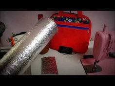 Como Costurar a Manta Térmica (Etaflon) - dicas e truques - YouTube