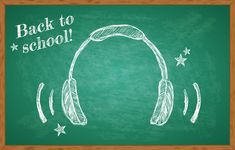 Whether the young listener in your life is feeling some back-to-school anxiety or just looking to catch up on summer reading, now is a great time to share school-themed stories with kids that will have them looking forward to the year to come. #backtoschool #audiobook #audiobooks Building Self Esteem, Make New Friends, Audio Books, Good Books, Back To School, Neon Signs, Feelings, Reading