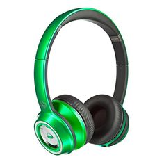 Introducing Monster NCredible NTune OvertheHead Headphones  Candy Lime Green. Great Product and follow us to get more updates!