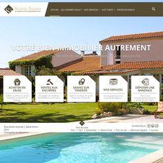 Création du site Internet www.saisie-imm.com