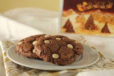 Σοκολάτα - The one with all the tastes Condensed Milk Cookies, Greek Recipes, Chocolate Cookies, Nutella, Cookie Recipes, Biscuits, Deserts, Muffin, Sweets