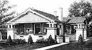 "Sears kit home ""the Osborn"" 1930s sold for $1,163-$2,753"